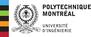 Polytechnique Montréal's logo